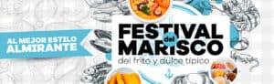 Festival-de-mariscos- Hotel Almirante Cartagena