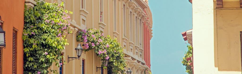 Datos curiosos de Cartagena-Hotel Almirante Cartagena