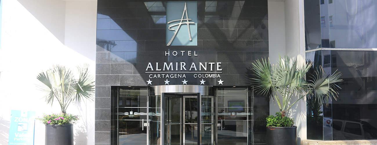Disfruta del Hotel Almirante Cartagena