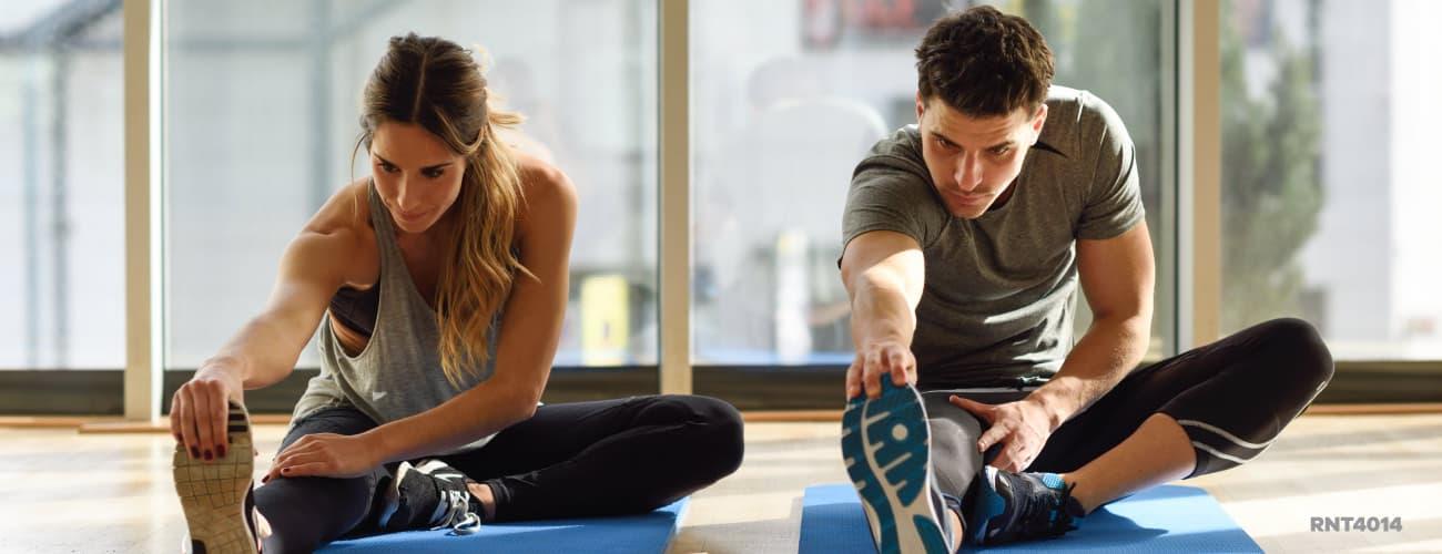 Tips para hacer más placentero el ejercicio físico en casa