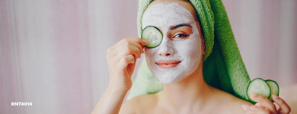 Take care of your skin at home with easy natural masks! Almirante Cartagena Hotel