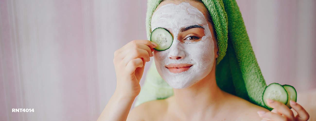 ¡Cuida tu piel en casa con mascarillas naturales fáciles de preparar! - Hotel Almirante Cartagena