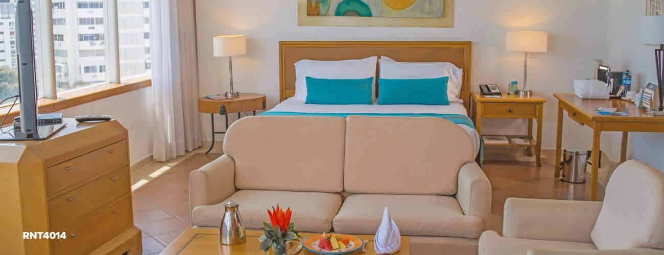 ¡Lo que encontrarás en las instalaciones del Hotel Almirante Cartagena al regresar! #AlmiranteTeEspera