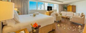 En el Hotel Almirante Cartagena somos cómplices del mejor día de tu vida, tu boda.