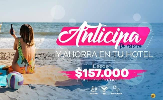 Calles de Cartagena - Hotel Almirante Cartagena
