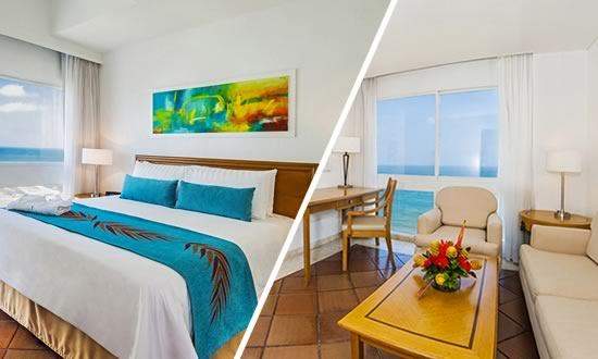 Hotel Almirante Cartagena - Junior Suite