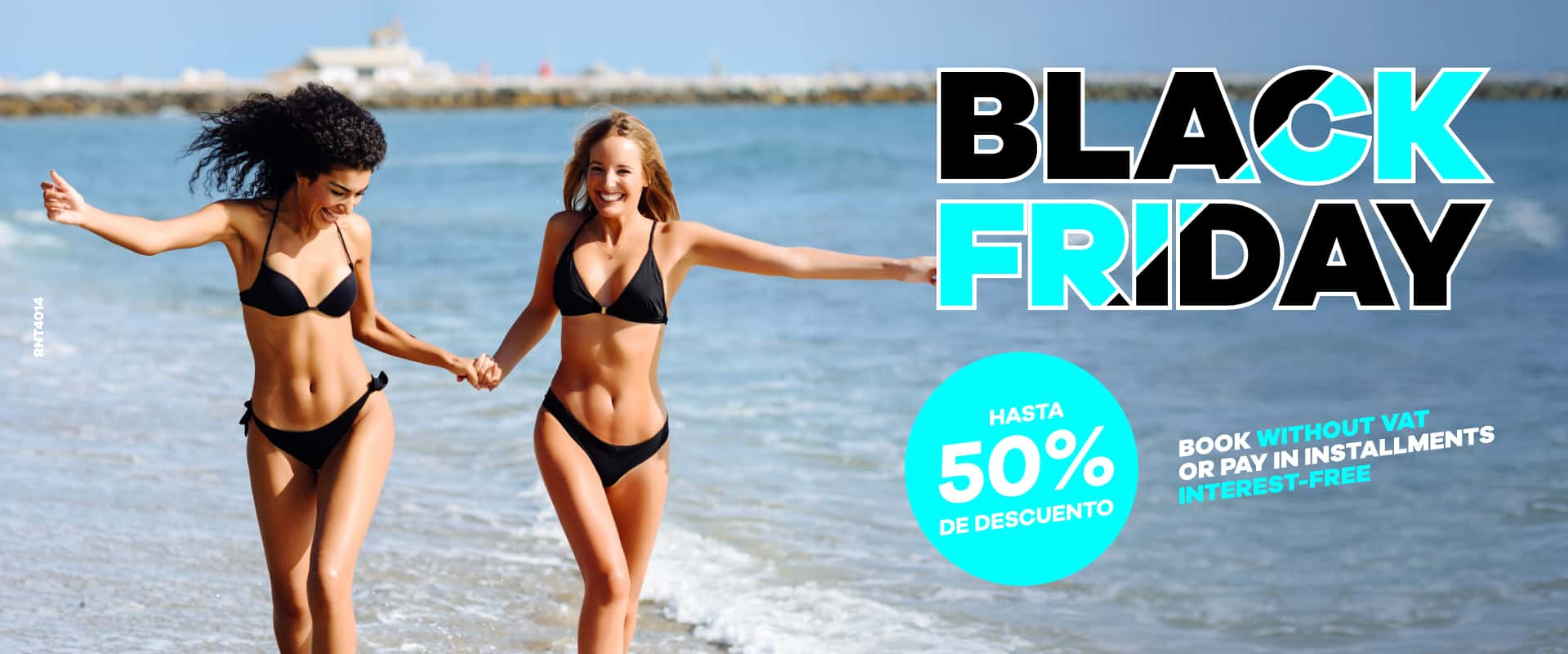 Black Friday Hotel Almirante Cartagena