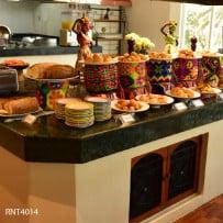 Los Corales Restaurant - Almirante Cartagena Hotel