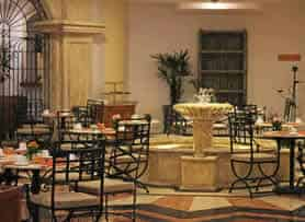 Restaurante Plaza Real - Hotel Almirante Cartagena
