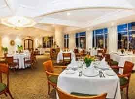 Restaurante Alcatraz - Hotel Almirante Cartagena