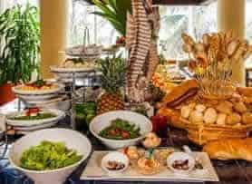 Restaurante Corales - Hotel Almirante Cartagena