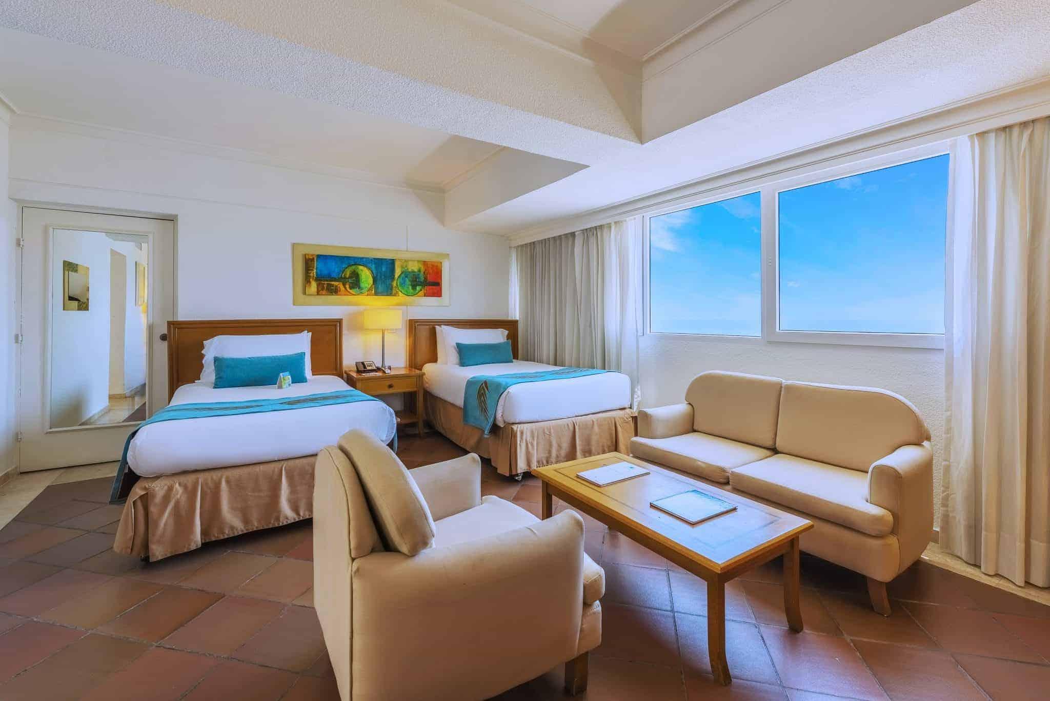 Hotel Almirante Cartagena - Habitación Superior Twin