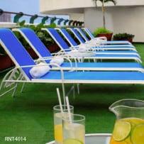 Solarium - Almirante Cartagena Hotel