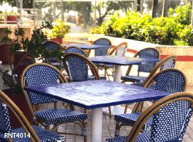 La Terraza Café - Almirante Cartagena Hotel