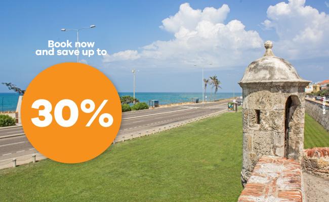 Enjoy Cartagena!