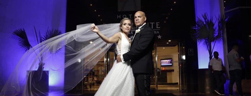 Por qué casarte en el Hotel Almirante Cartagena
