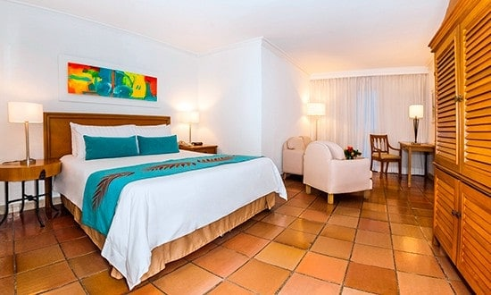 Hotel Almirante Cartagena - Ejecutiva King