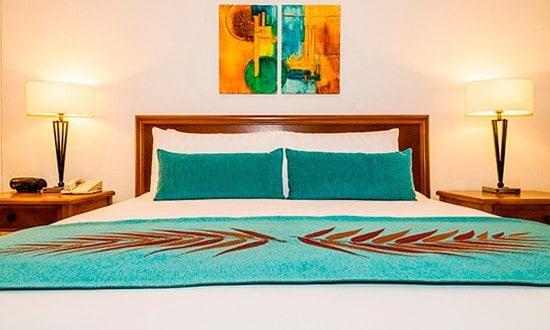 Estandar king - Hotel Almirante Cartagena