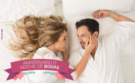 Noche de bodas - Hotel Almirante Cartagena