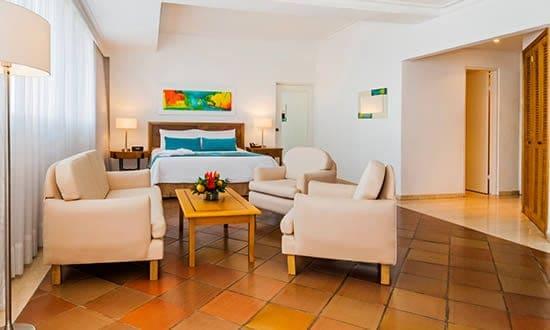 Hotel Almirante Cartagena - Superior King