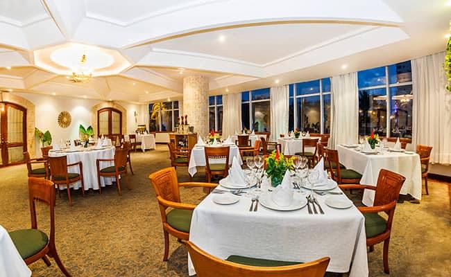 Hotel Almirante Cartagena - Restaurante Alcatráz