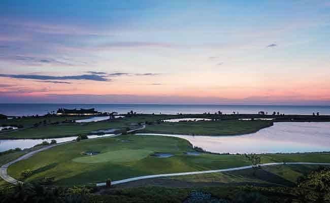 Hotel Almirante Cartagena - Campo de Golf