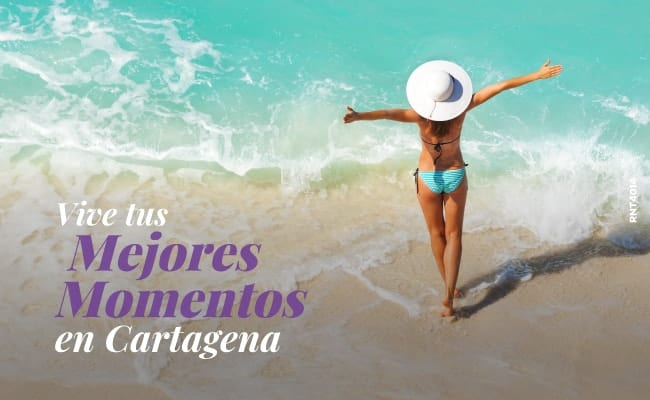 Promoción Agosto - Hotel Almirante Cartagena