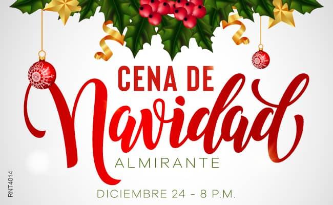Cena de Navidad- Hotel Almirante Cartagena