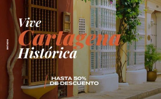 Vive Cartagena Historica - Hotel Almirante Cartagena
