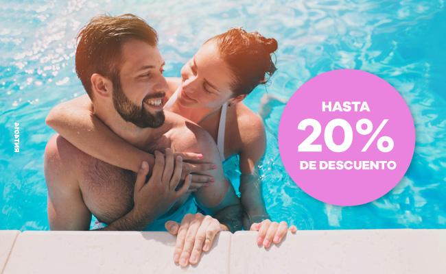 Campaña del mes - Hasta 30% de descuento Hotel Almirante Cartagena