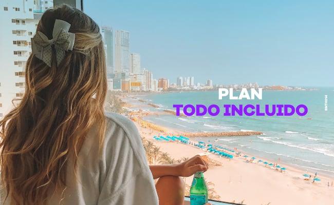 TODO INCLUIDO - HOTEL ALMIRANTE CARTAGENA
