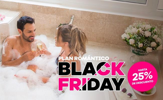 Black Friday Plan Romantico Almirante