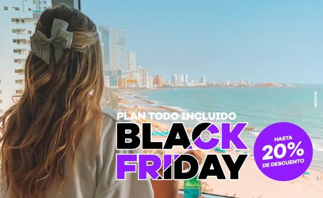 Black Friday Plan Todo Incluido