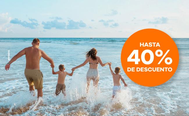 ¡Anticipa tus vacaciones! Hotel Almirante